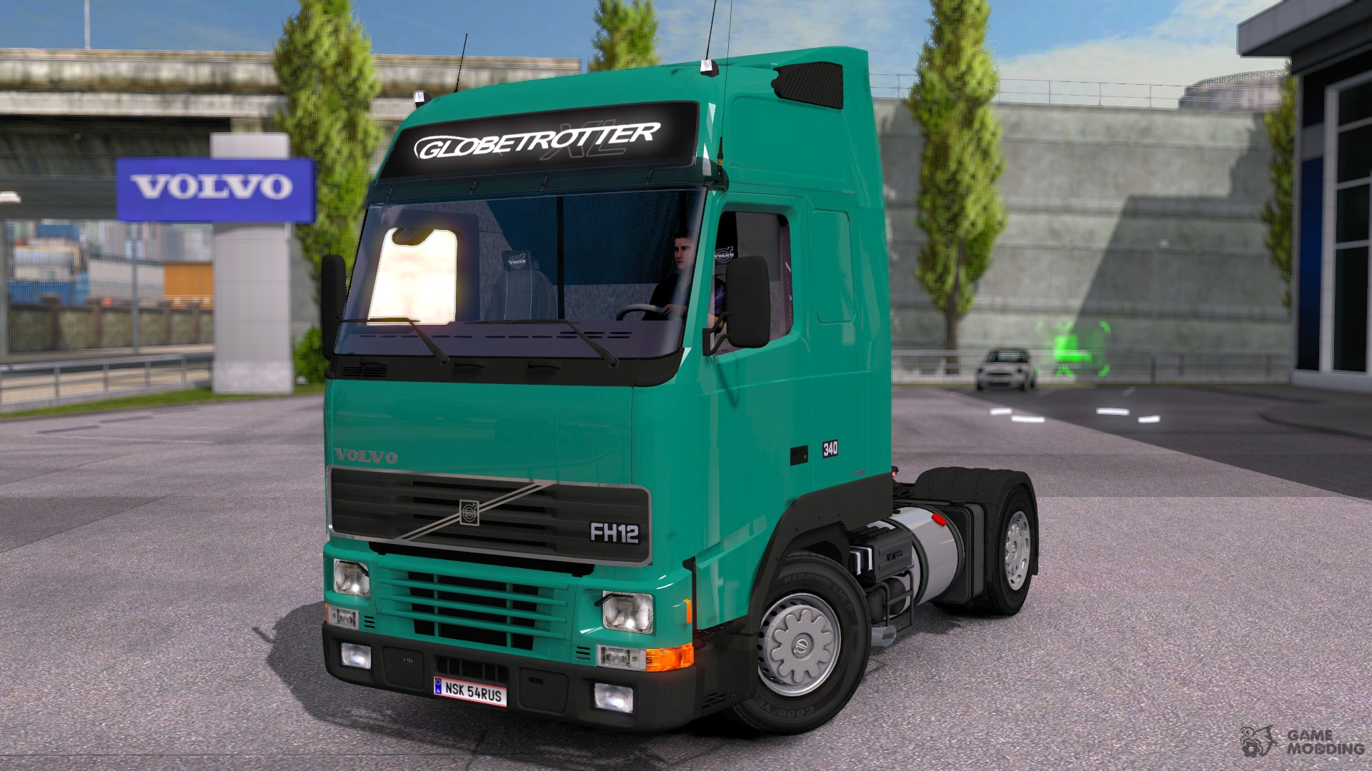 volvo fh mk1 fh12 fh16 for euro truck simulator 2. Black Bedroom Furniture Sets. Home Design Ideas