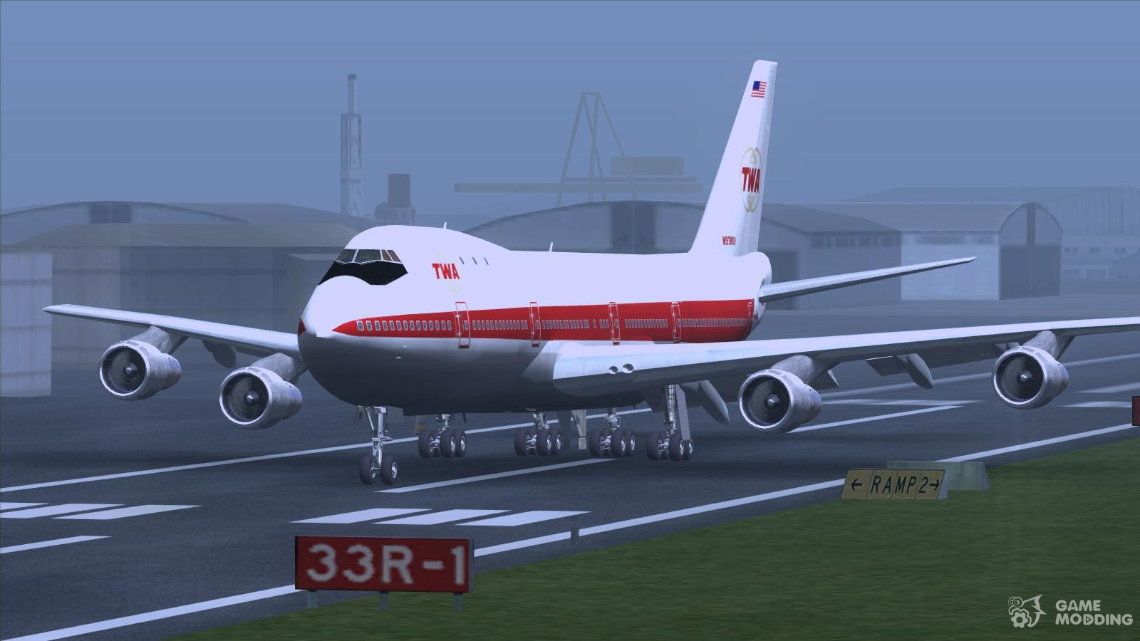 the boeing 747 100 trans world airlines  twa  for gta san andreas United Airlines 737 800 Seating Plan United Airlines 757