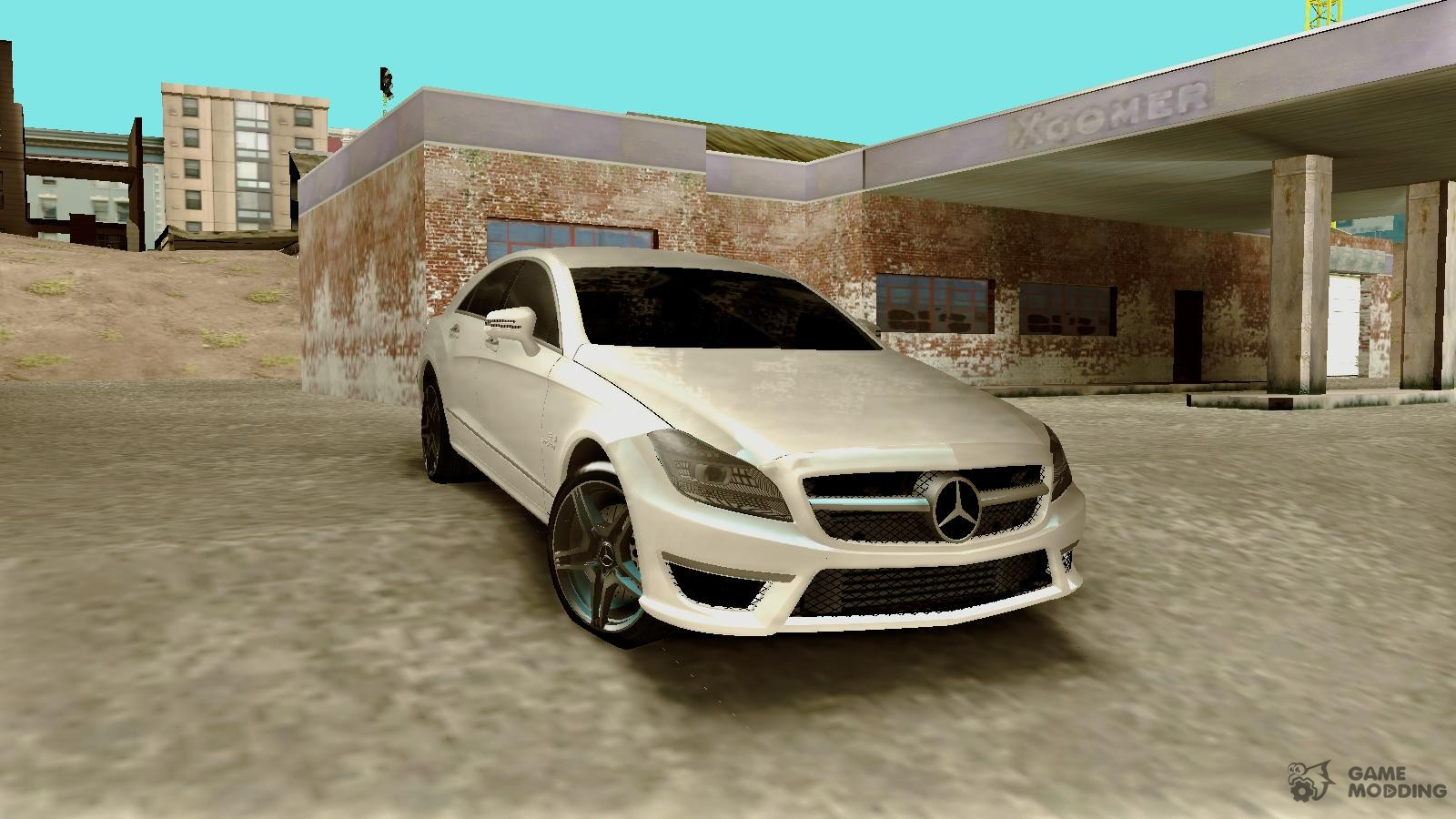 Скачать Mercedes Benz CLS500  MercedesBenz  Автомобили