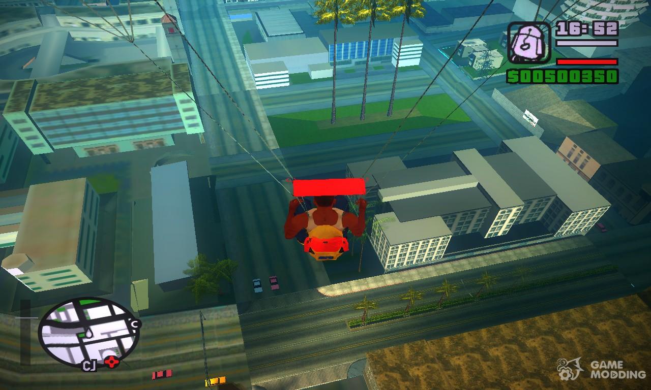 ENB Series Color Erbi for GTA San Andreas