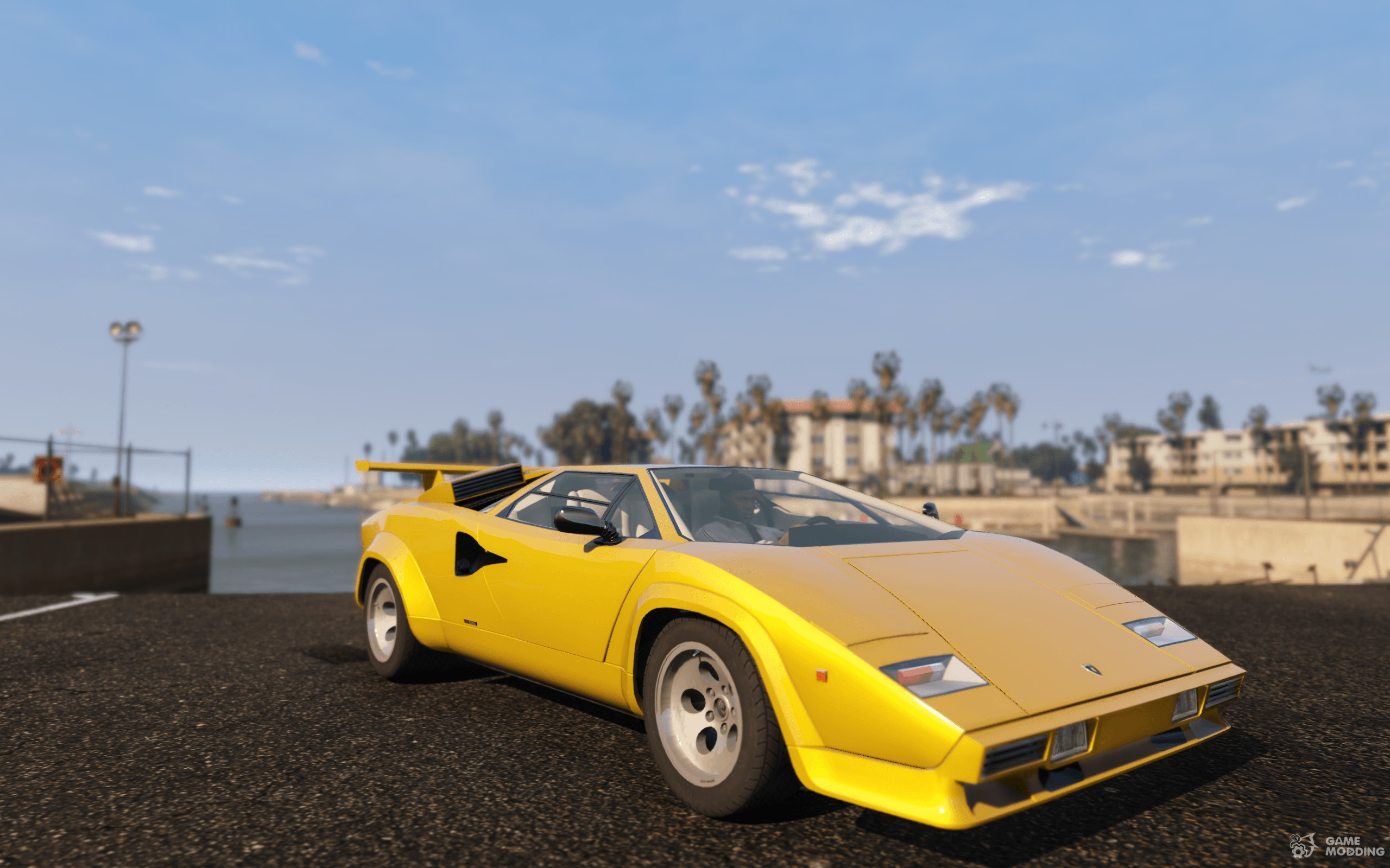 1988 lamborghini countach qv 1 2 for gta 5. Black Bedroom Furniture Sets. Home Design Ideas