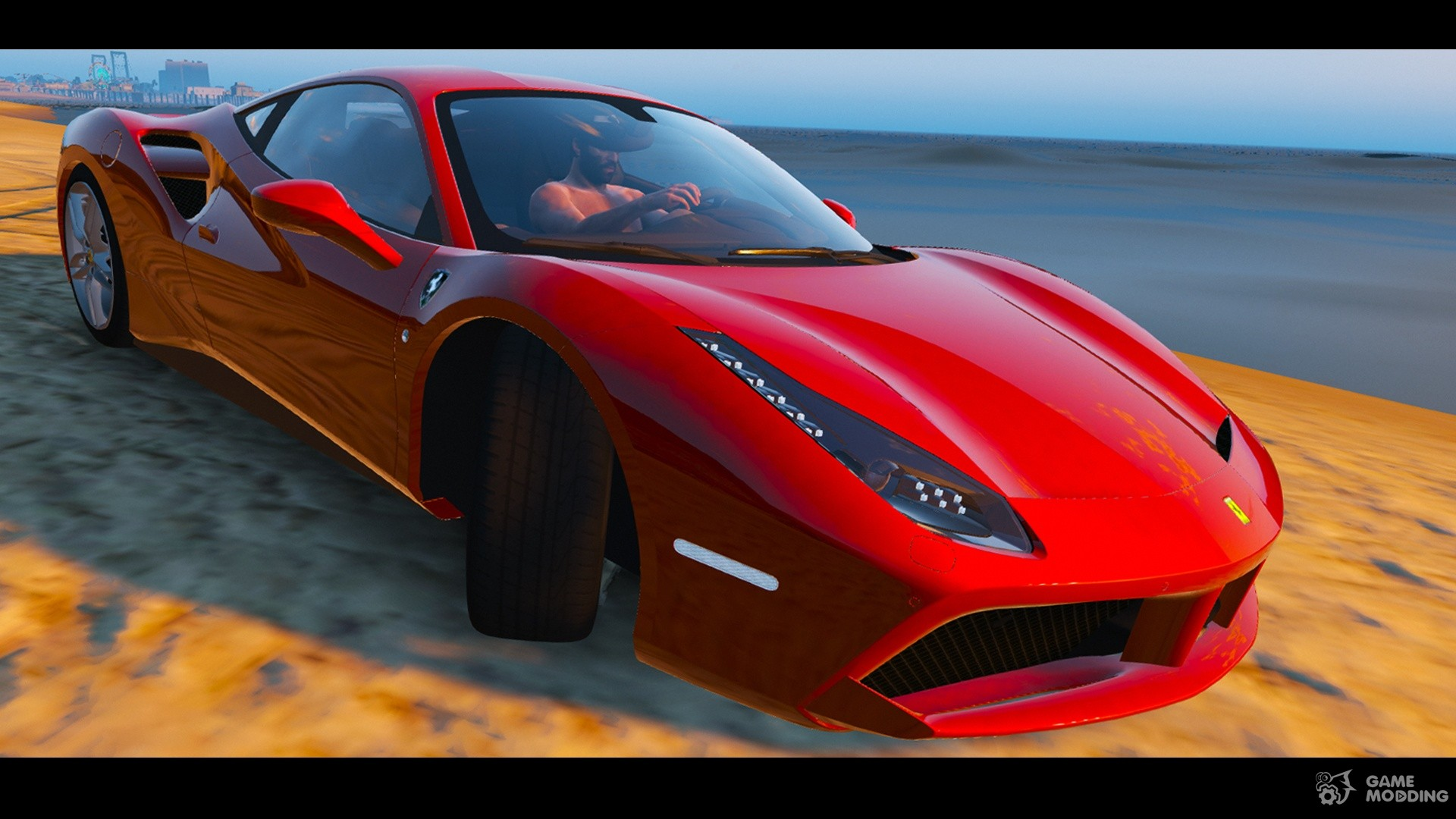 Grotti Turismo R Replace For Gta 5