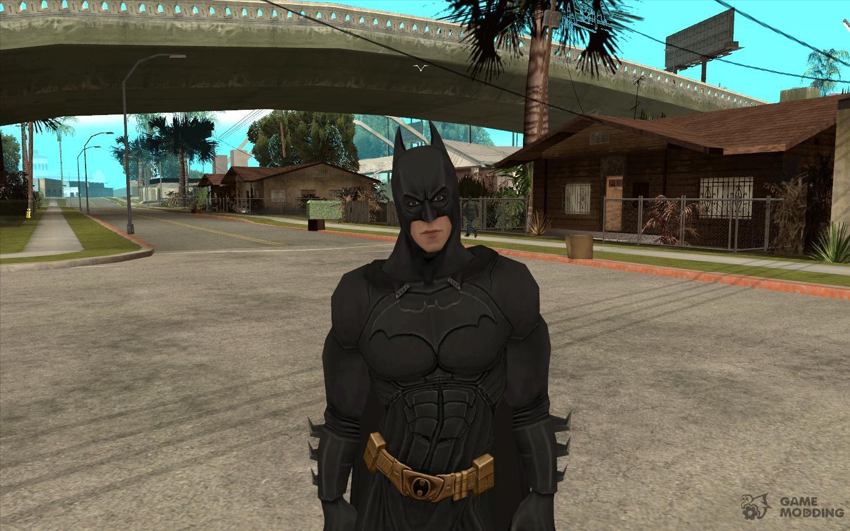 скачать мод бэтмен на гта самп