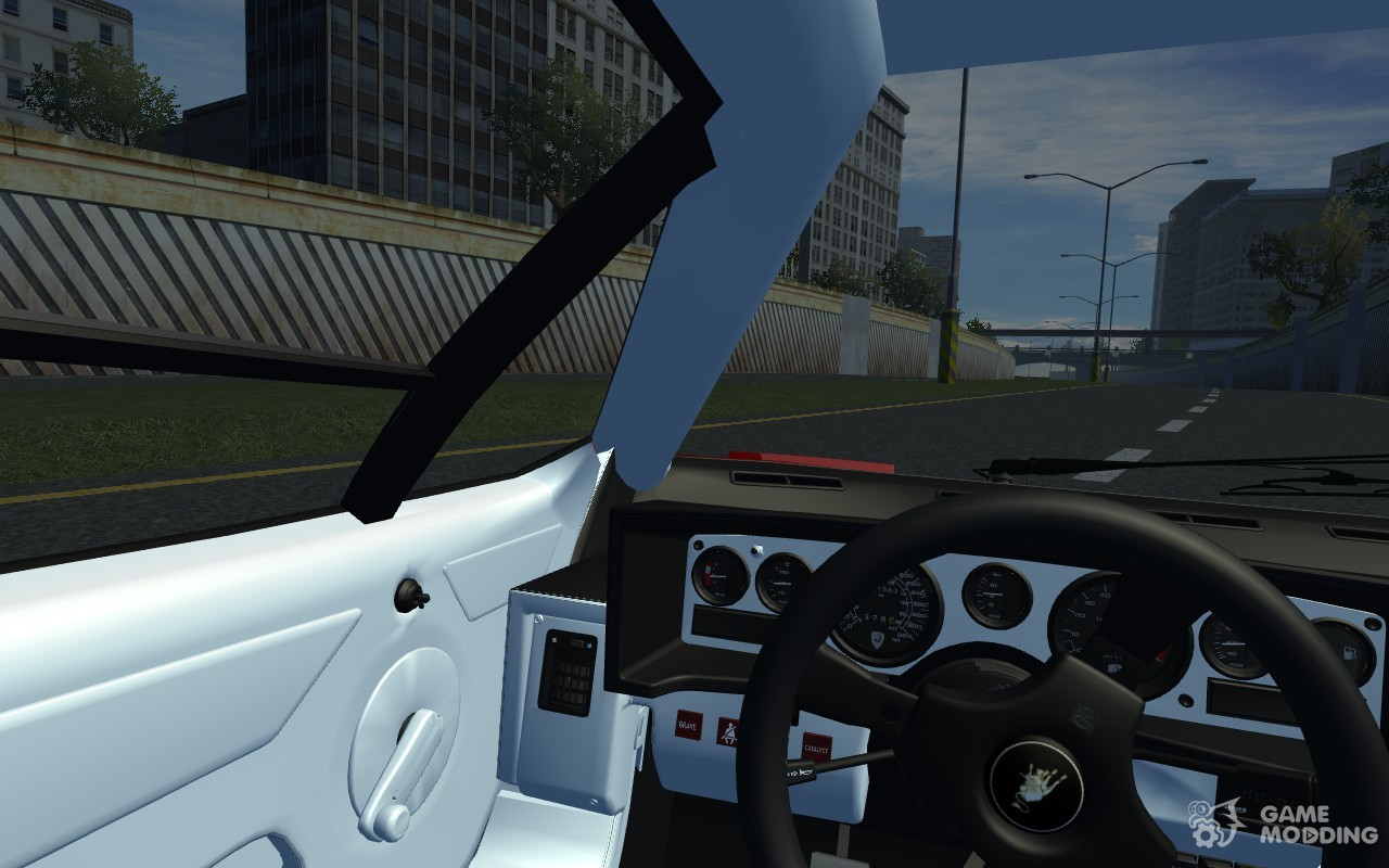 Lamborghini Countach Lp500 For Street Legal Racing Redline