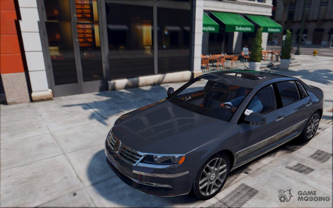 2013 volkswagen phaeton w12 for gta 5. Black Bedroom Furniture Sets. Home Design Ideas