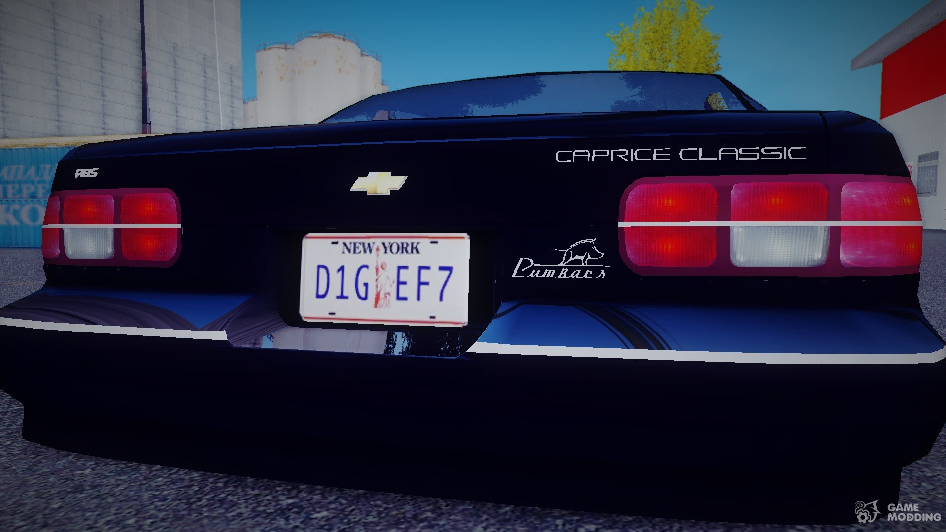 1991 Chevrolet Caprice Classic v2 0 for GTA 3