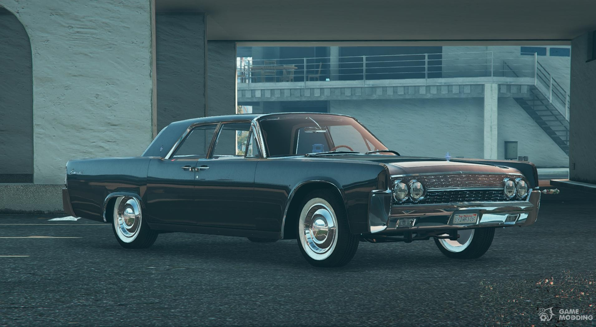 Lincoln Continental 1962 Version 1 2 For Gta 5