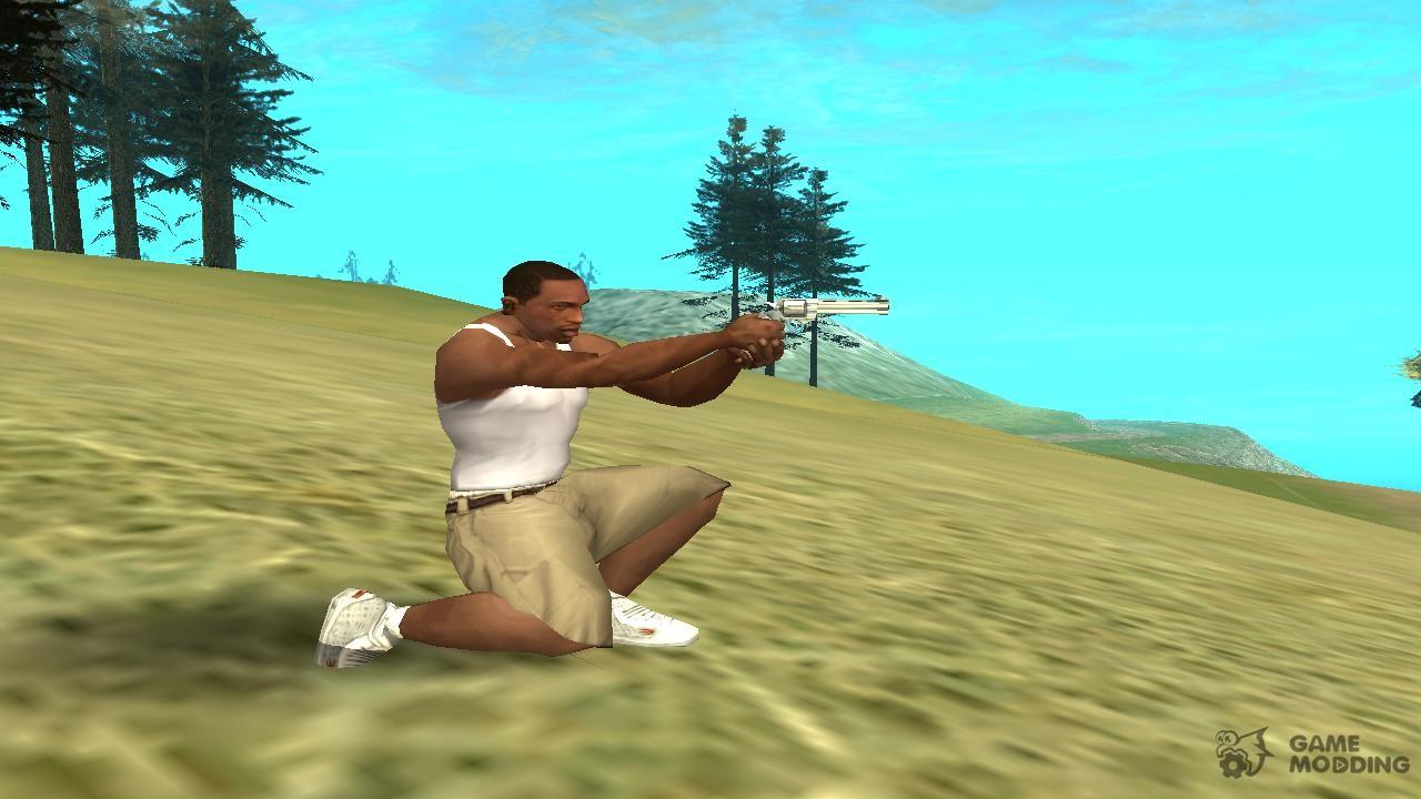 Colt Python LQ for GTA San Andreas