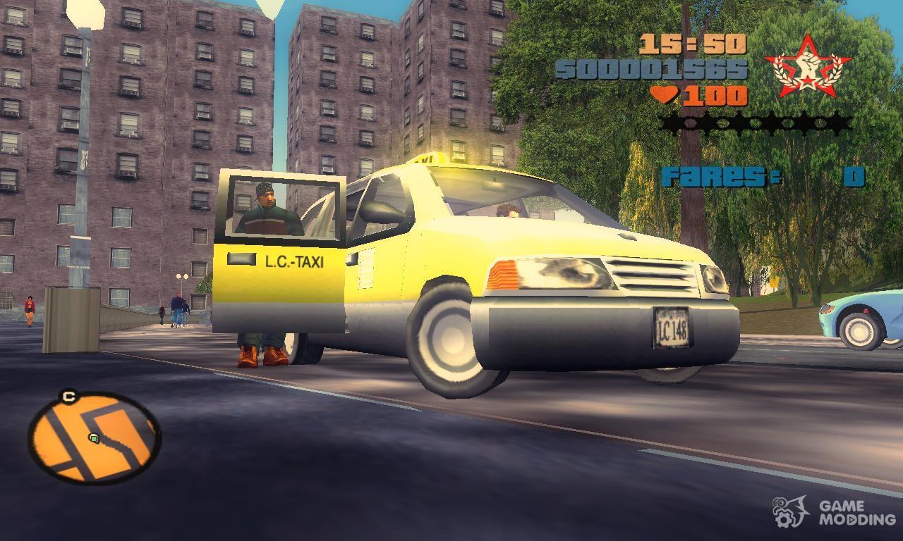 how to call a cab gta 4