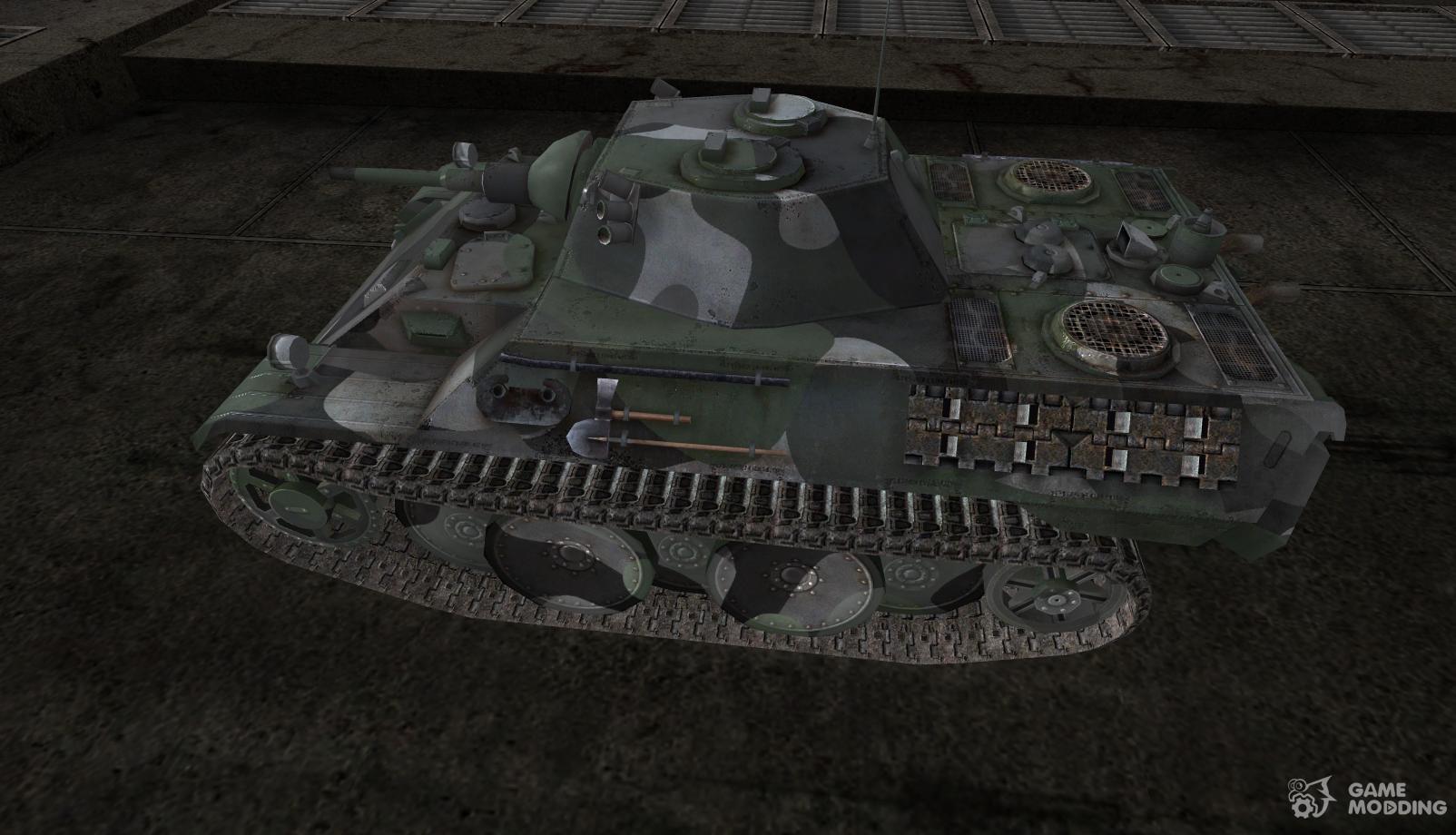 wot leopard 2 mod