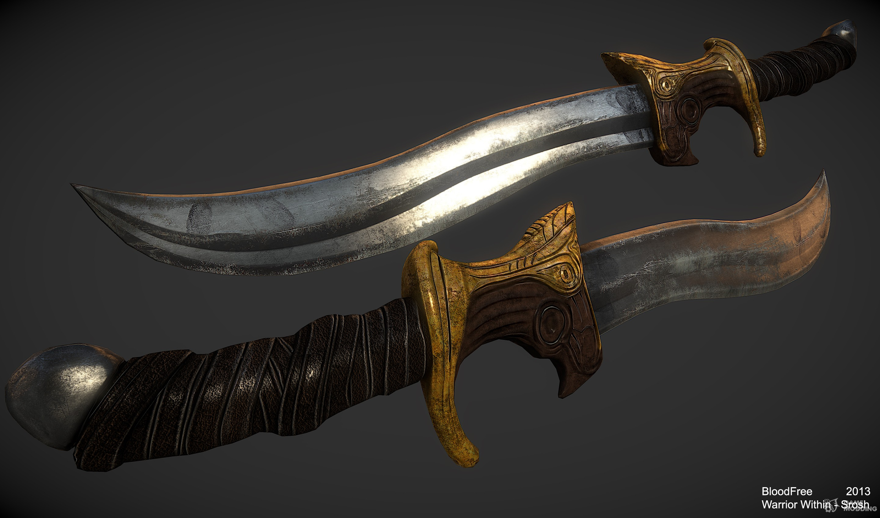 prince of persia warrior within how to get eagle sword