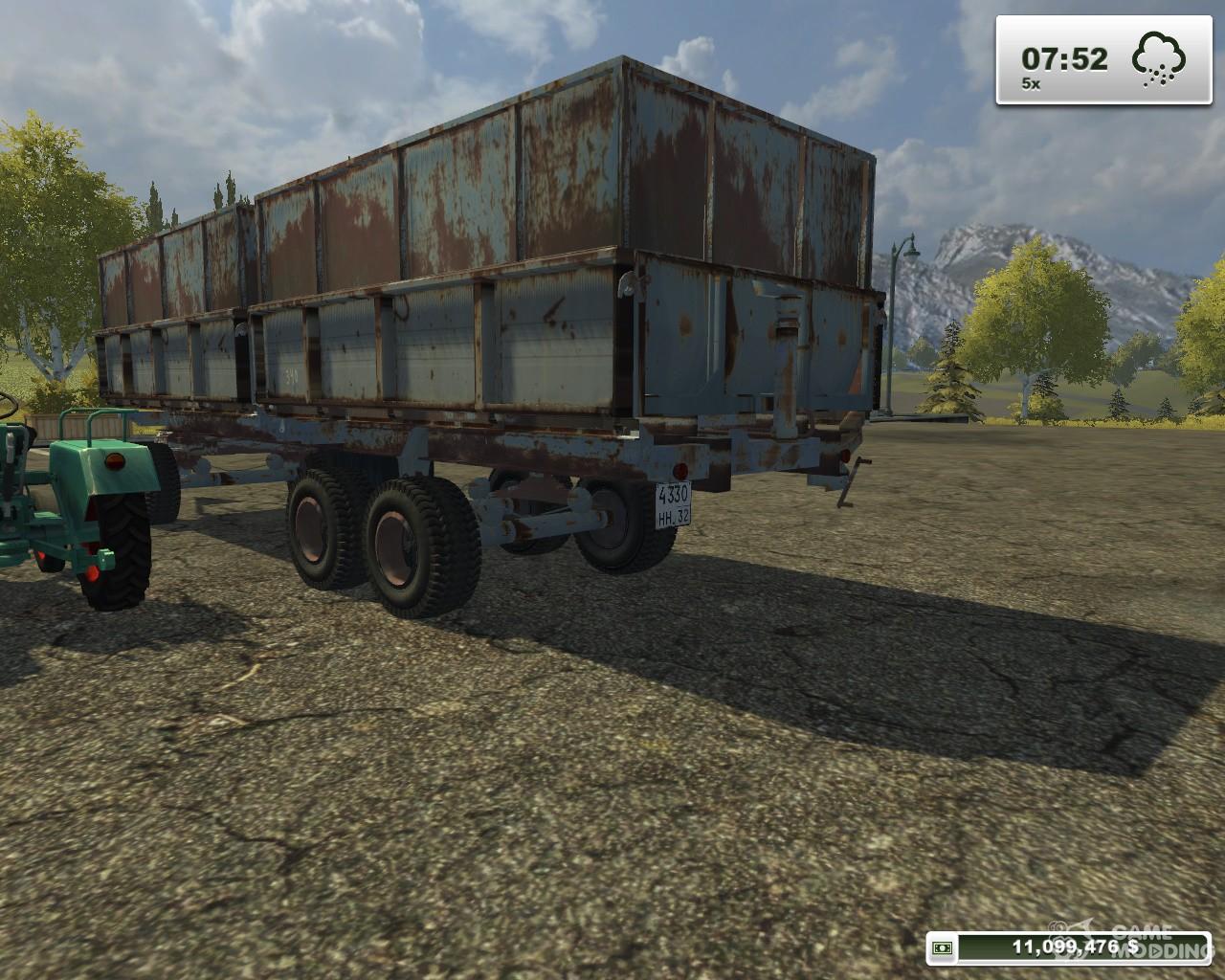 Скачать моди до farming simulator 2018 птс
