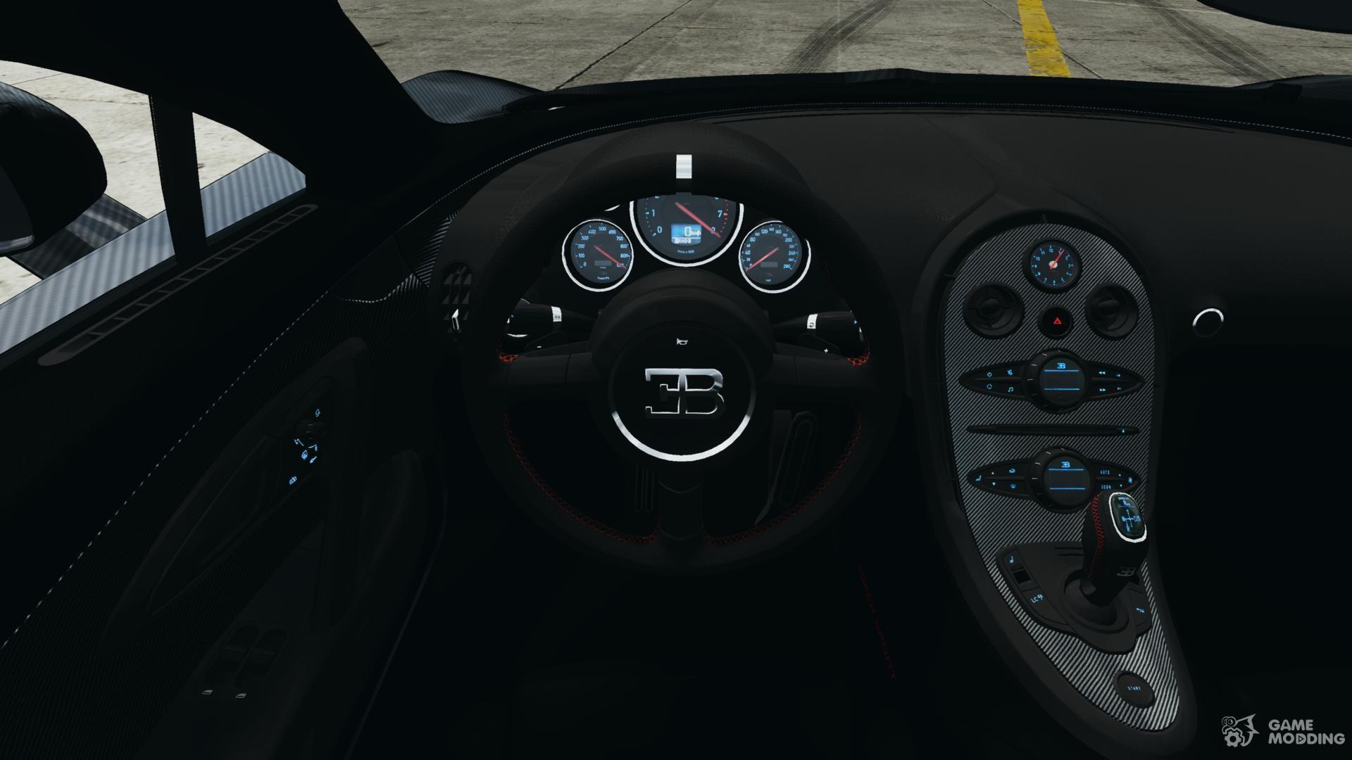 bugatti veyron 16 4 super sport 2011 v 1 0 for gta 4. Black Bedroom Furniture Sets. Home Design Ideas