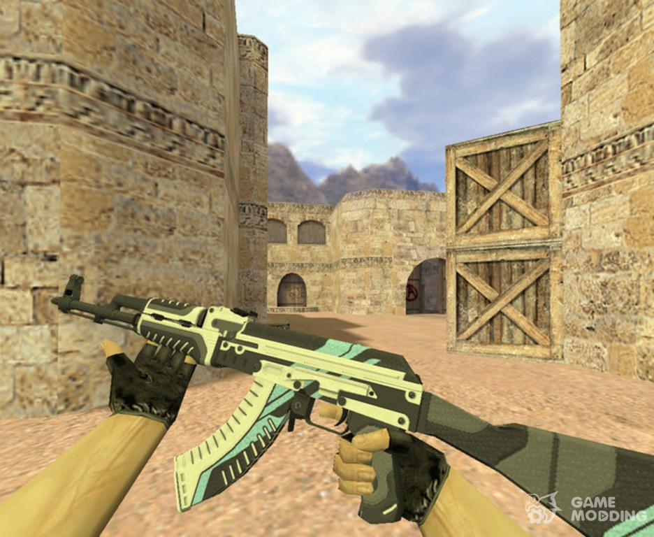 Weapon packs for counter-strike 1. 6 with automatic installation.