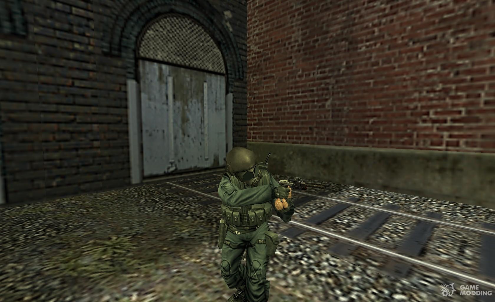 Counter Strike Source Ipad: H&K Usp For Counter-Strike 1.6