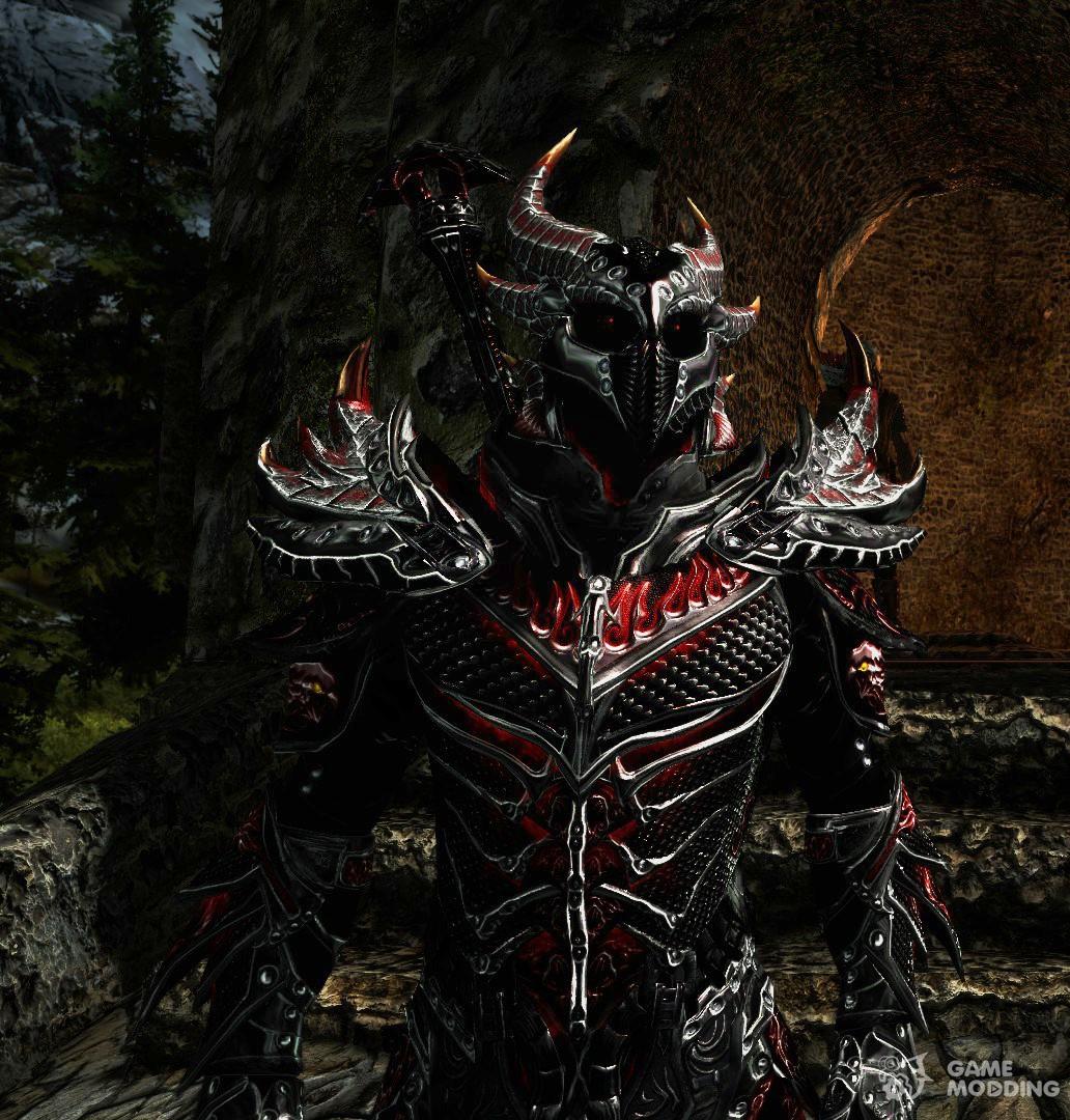 Даэдрическое снаряжение (Skyrim) The Elder Scrolls Wiki 35