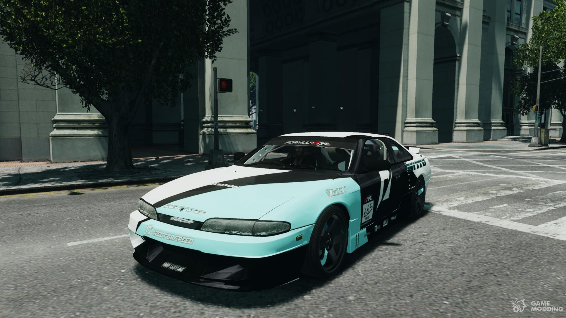 Nissan Silvia S14 Zenki Team Need For Speed For Gta 4