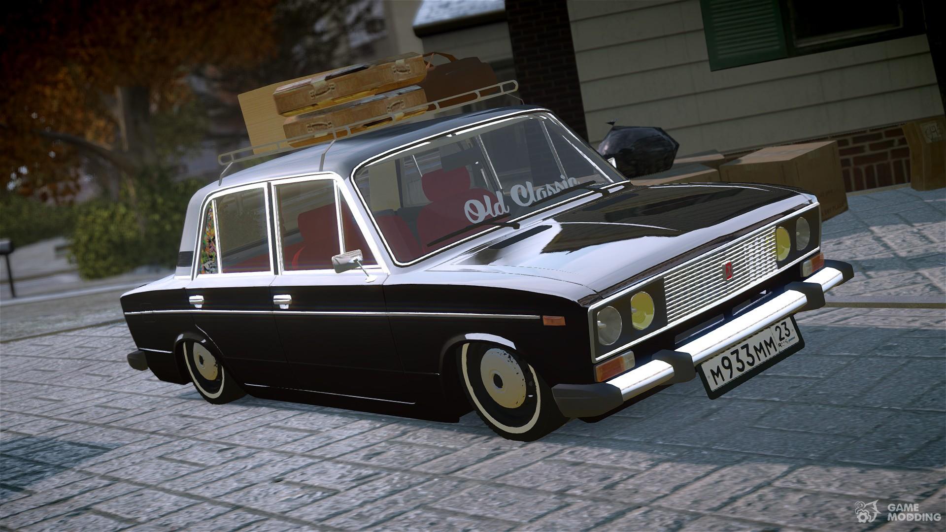 VAZ 2106 Resto for GTA 4