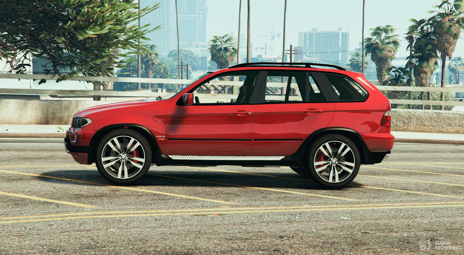 Bmw X5 E53 2005 Sport Package For Gta 5