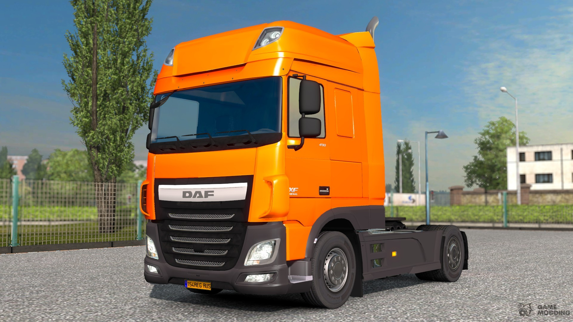 tuning for daf euro 6 for euro truck simulator 2. Black Bedroom Furniture Sets. Home Design Ideas