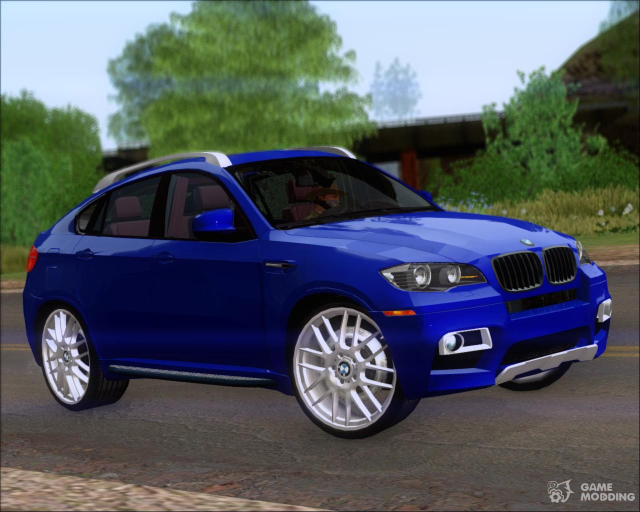 Bmw X6m 2013 V3 0 For Gta San Andreas