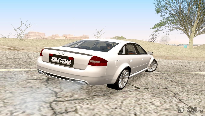Audi RS6 C5 (rus, AMS, IVF) for GTA San Andreas