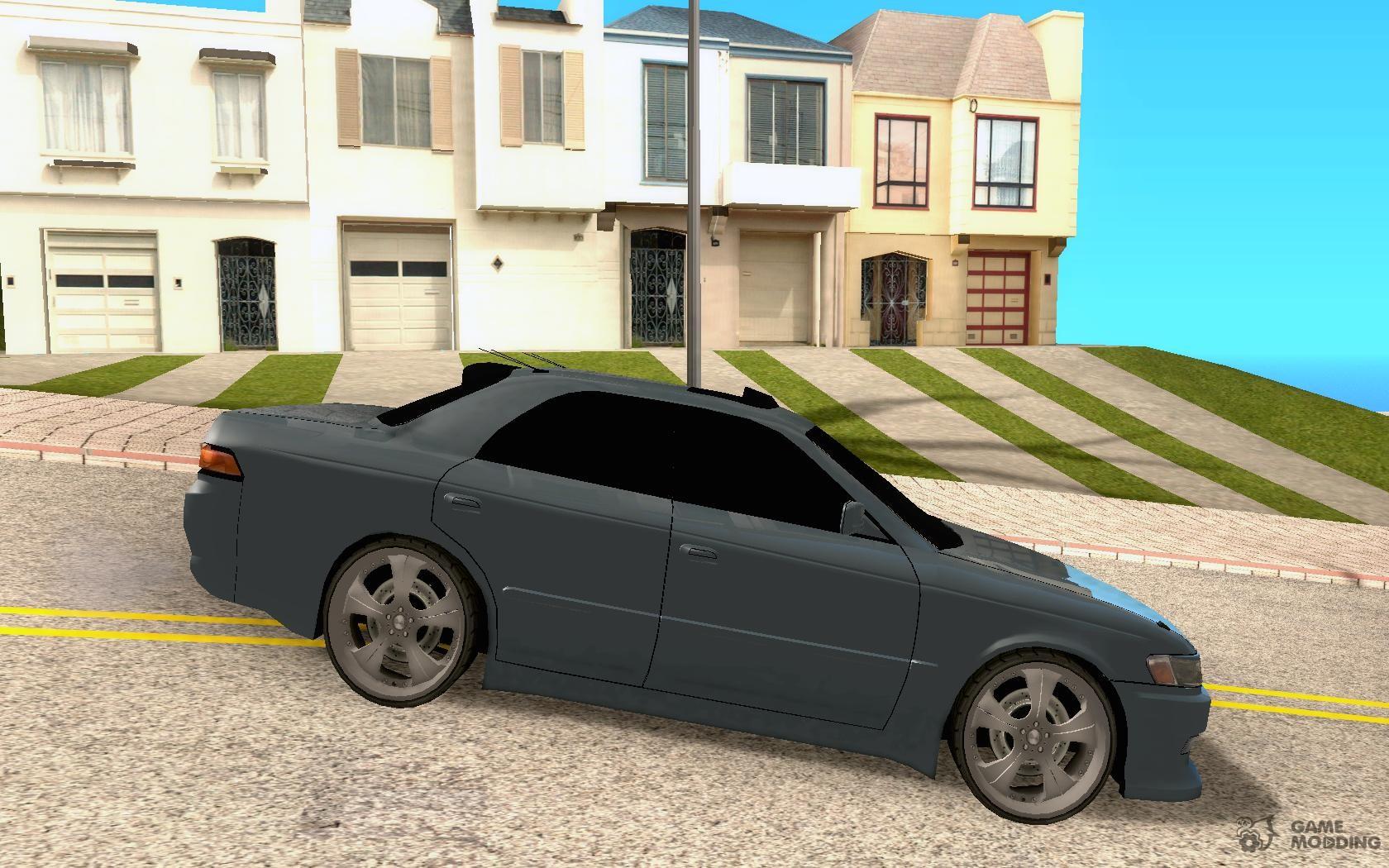 Toyota Mark 2 Body In 90 Bonuses For Gta San Andreas