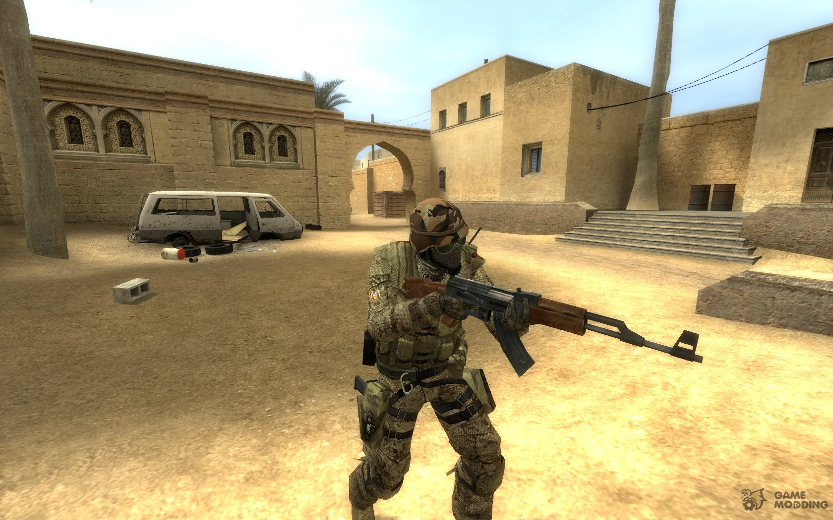 how to play deathmatch in cs source