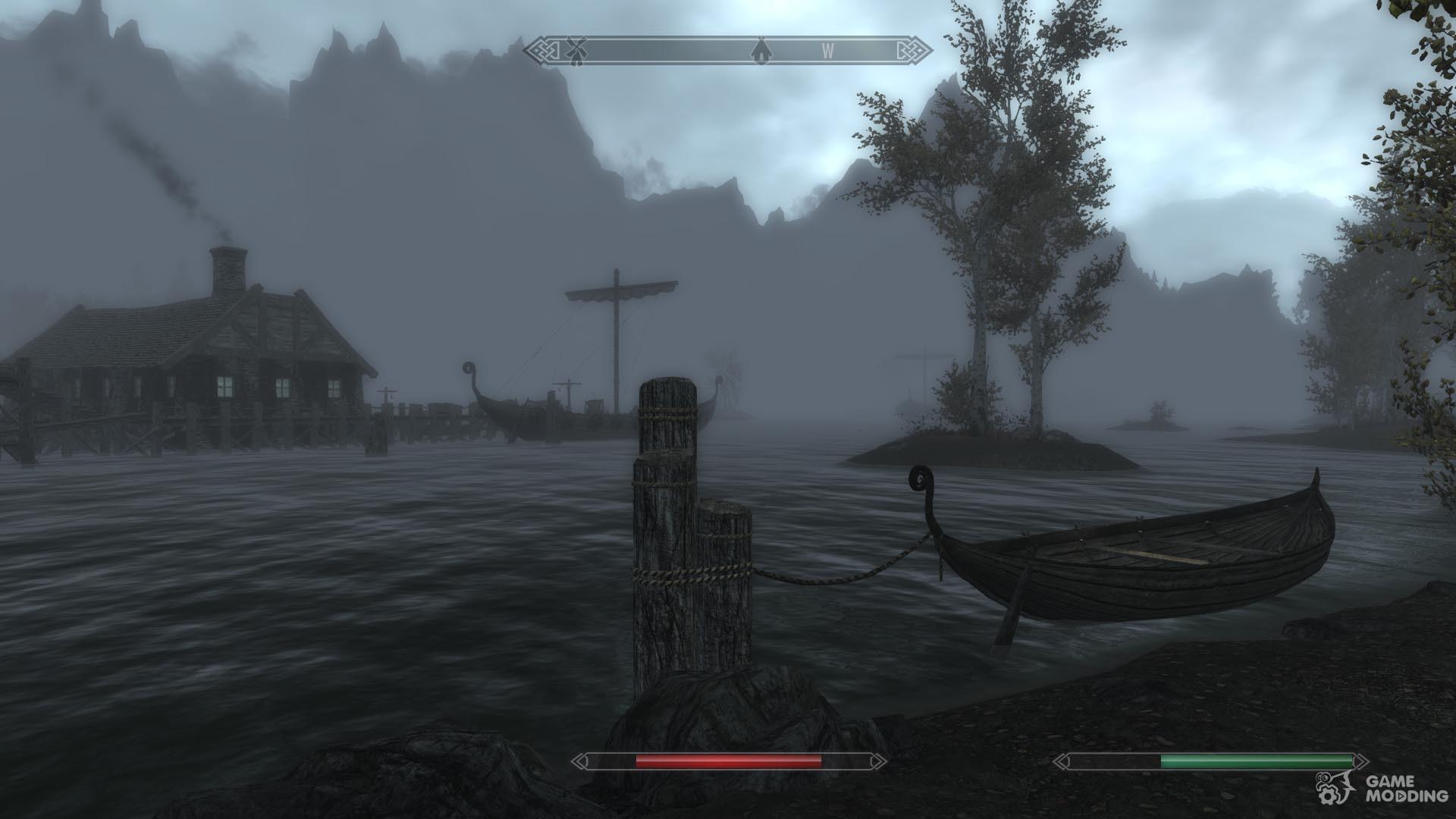 как благодушествовать получай лодке на ведьмаке 3