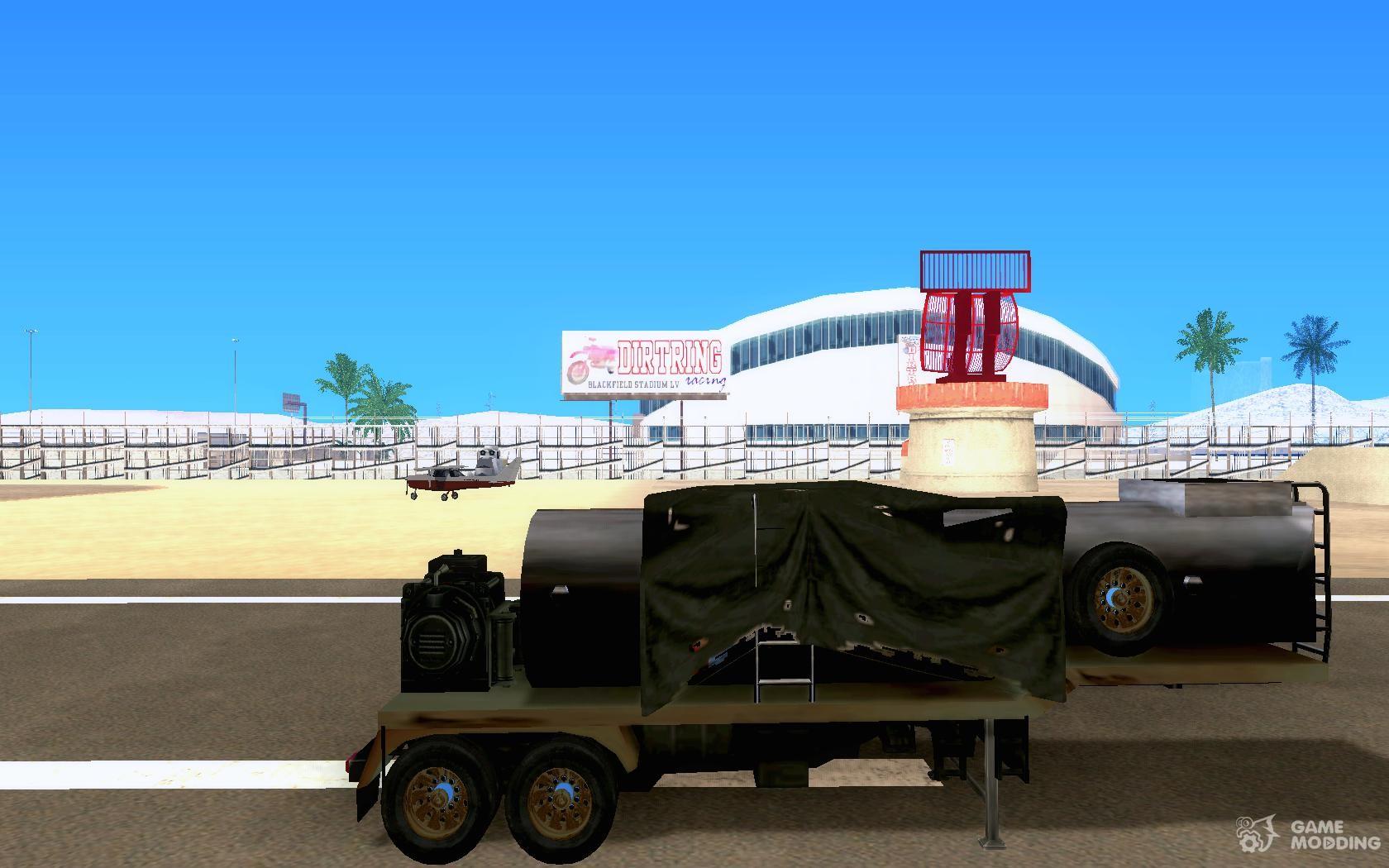 trailer for armored mack fuel truck titan for gta san andreas. Black Bedroom Furniture Sets. Home Design Ideas