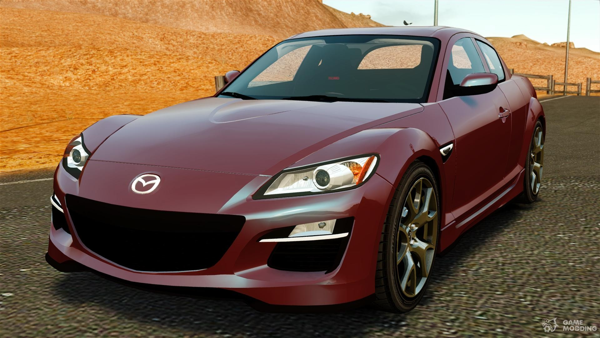 rx-8 r3 2011 for gta 4