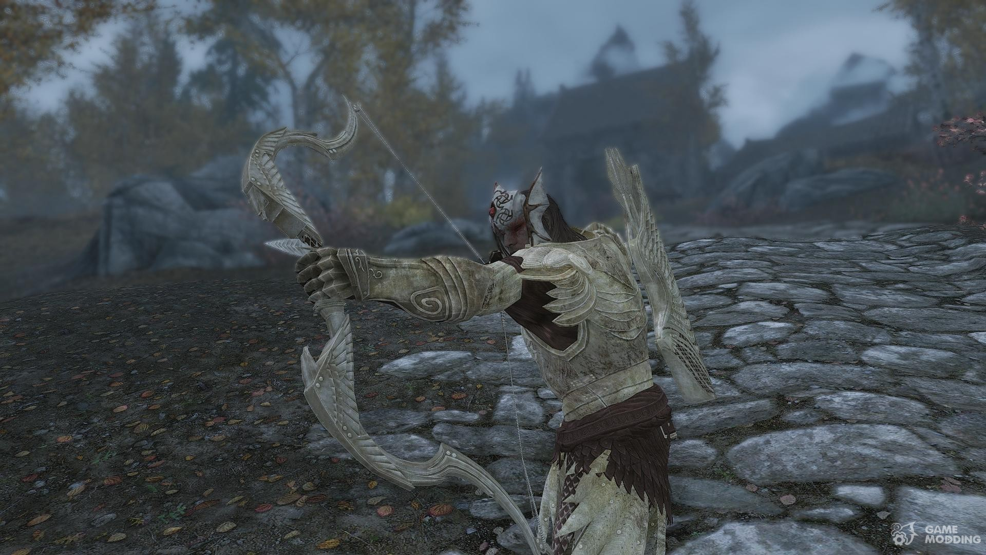 Auriels Armory For Tes V Skyrim