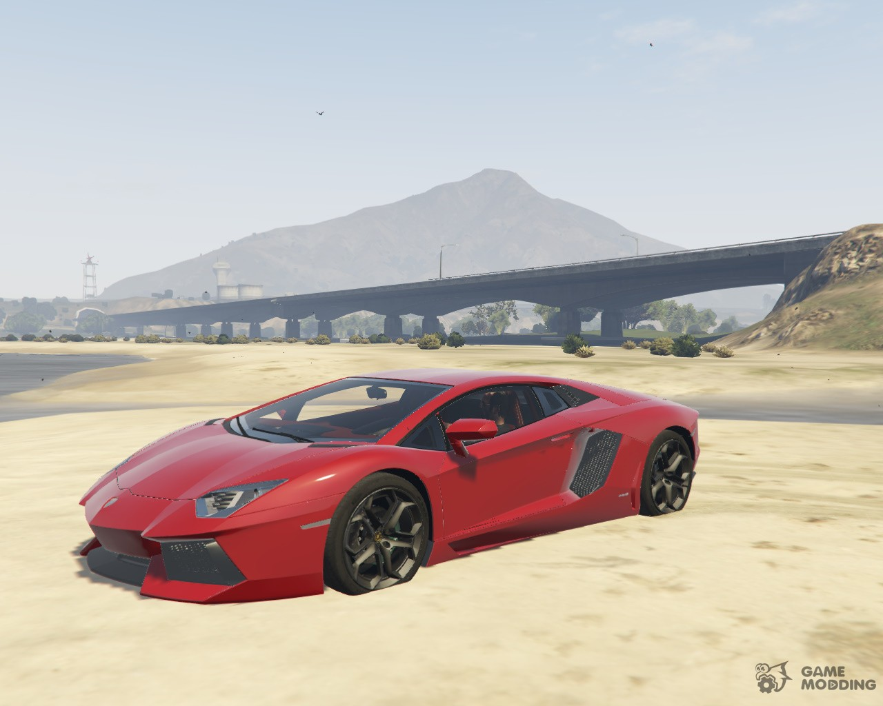 Lamborghini Aventador P700 4 V 0.2 For GTA 5