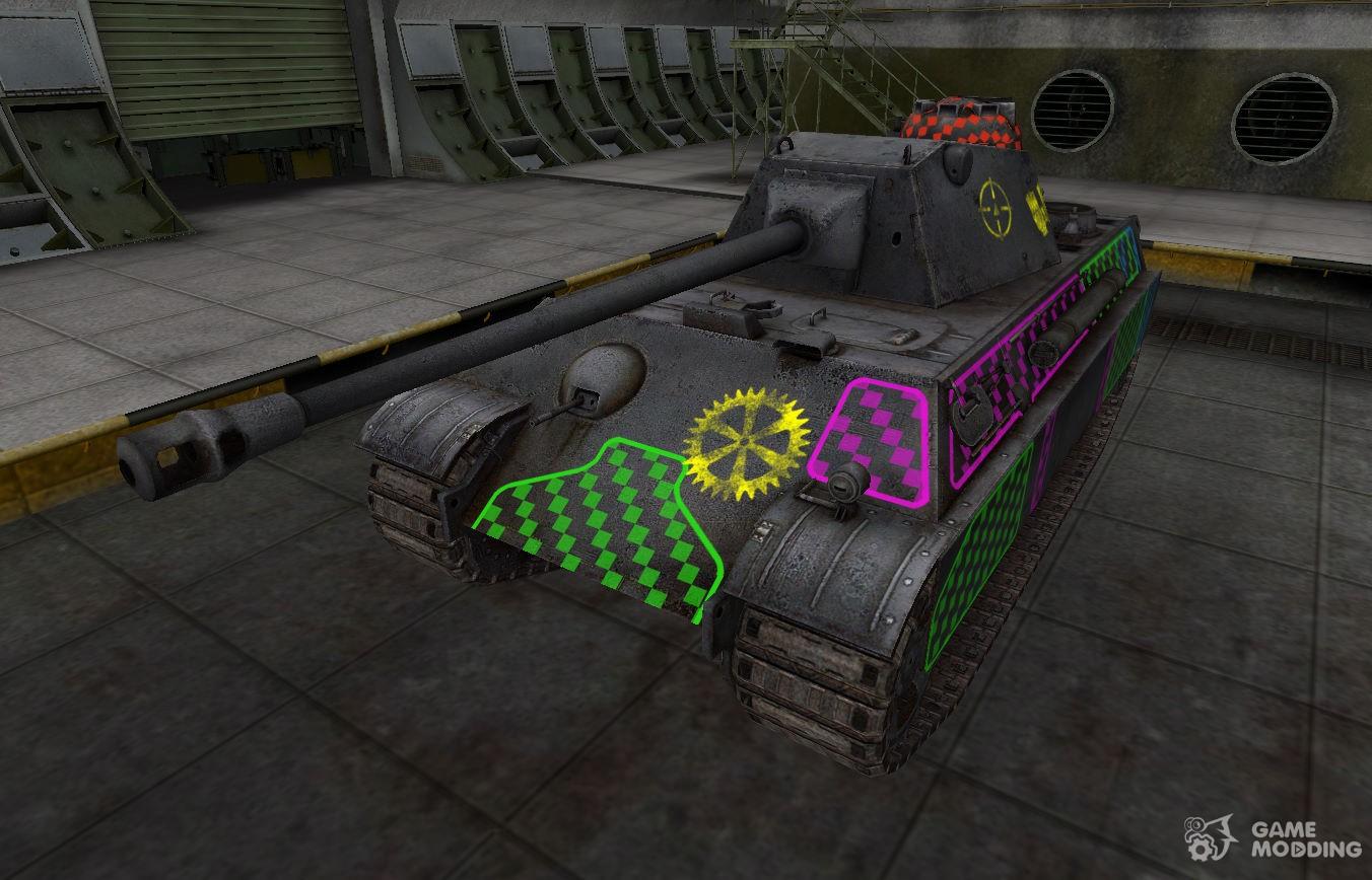 Картинки зоны пробития на танки онлайн