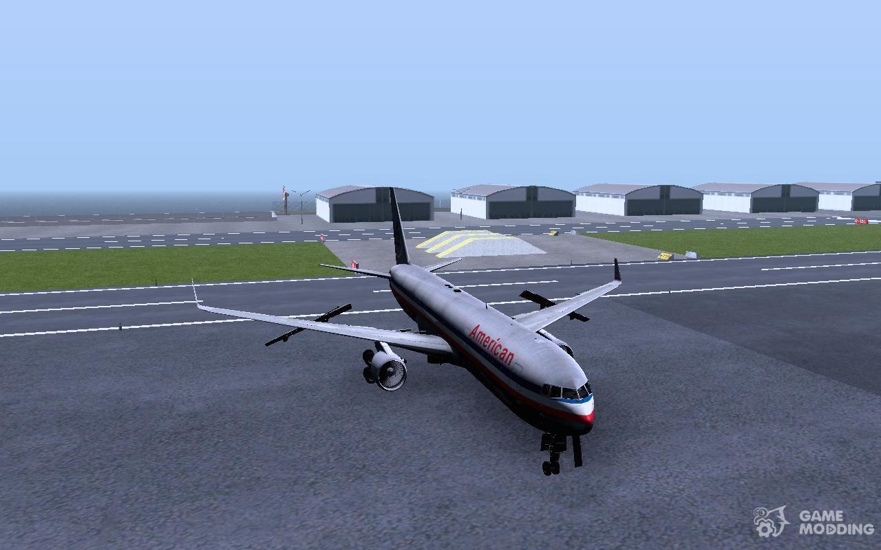 boeing 767 inside