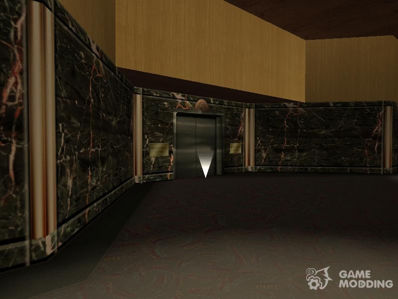 Entrance To The Casino Office Caligula For Gta San Andreas