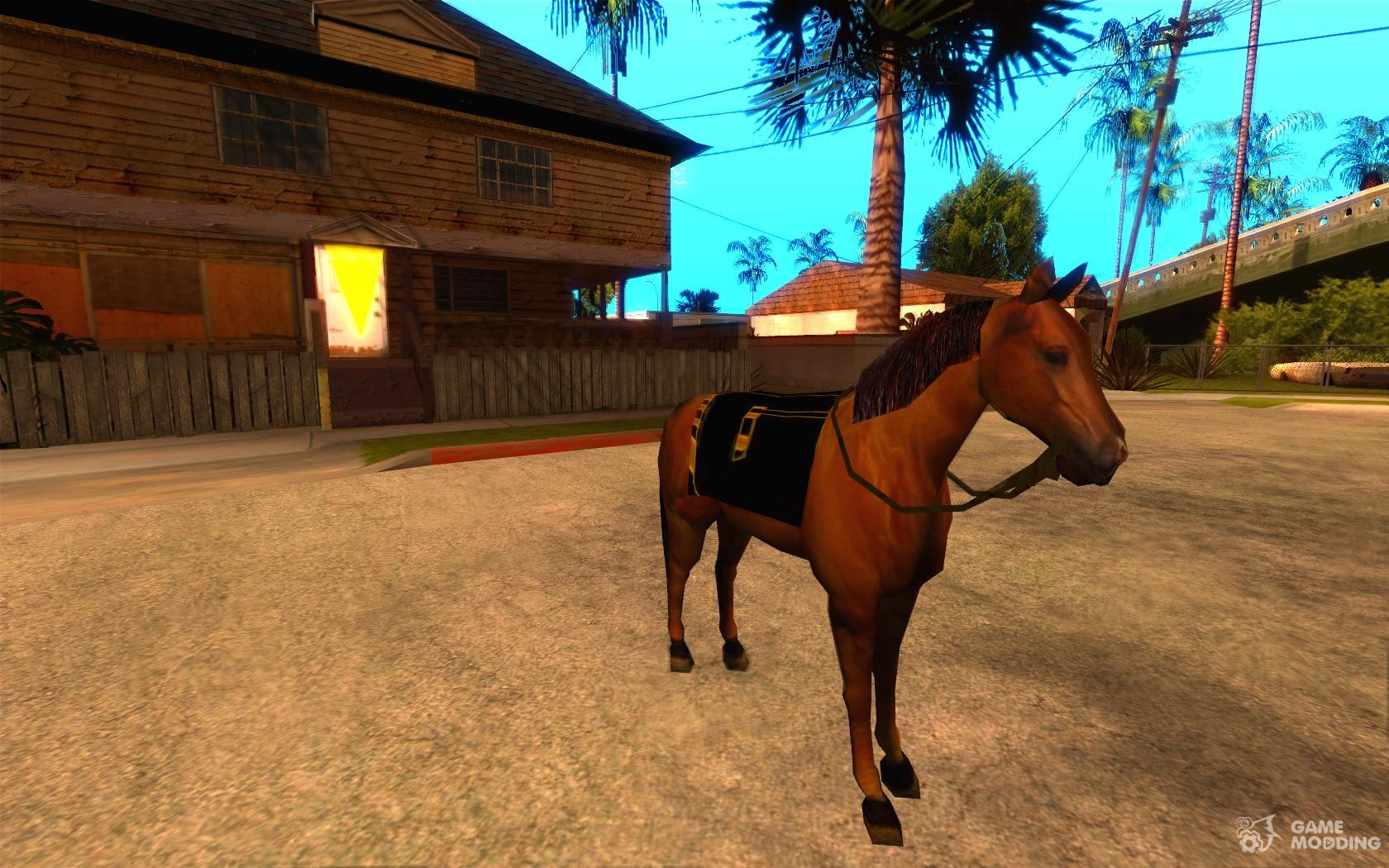Horse for GTA San Andreas