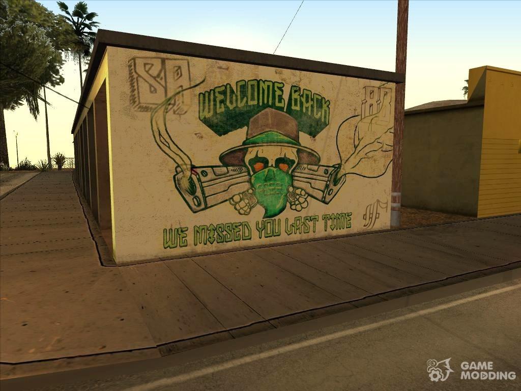 скачать мод на скейт для Gta San Andreas с автоматической установкой - фото 9