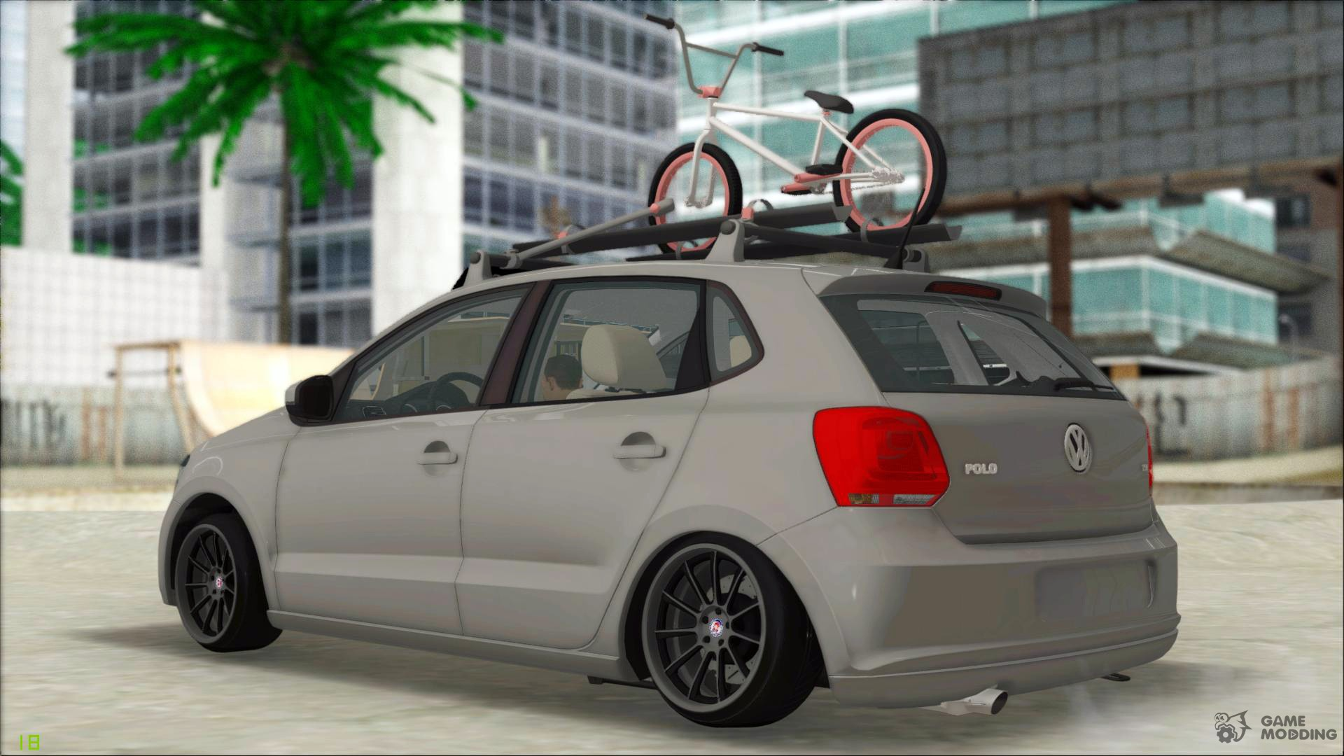 volkswagen polo stance  gta san andreas