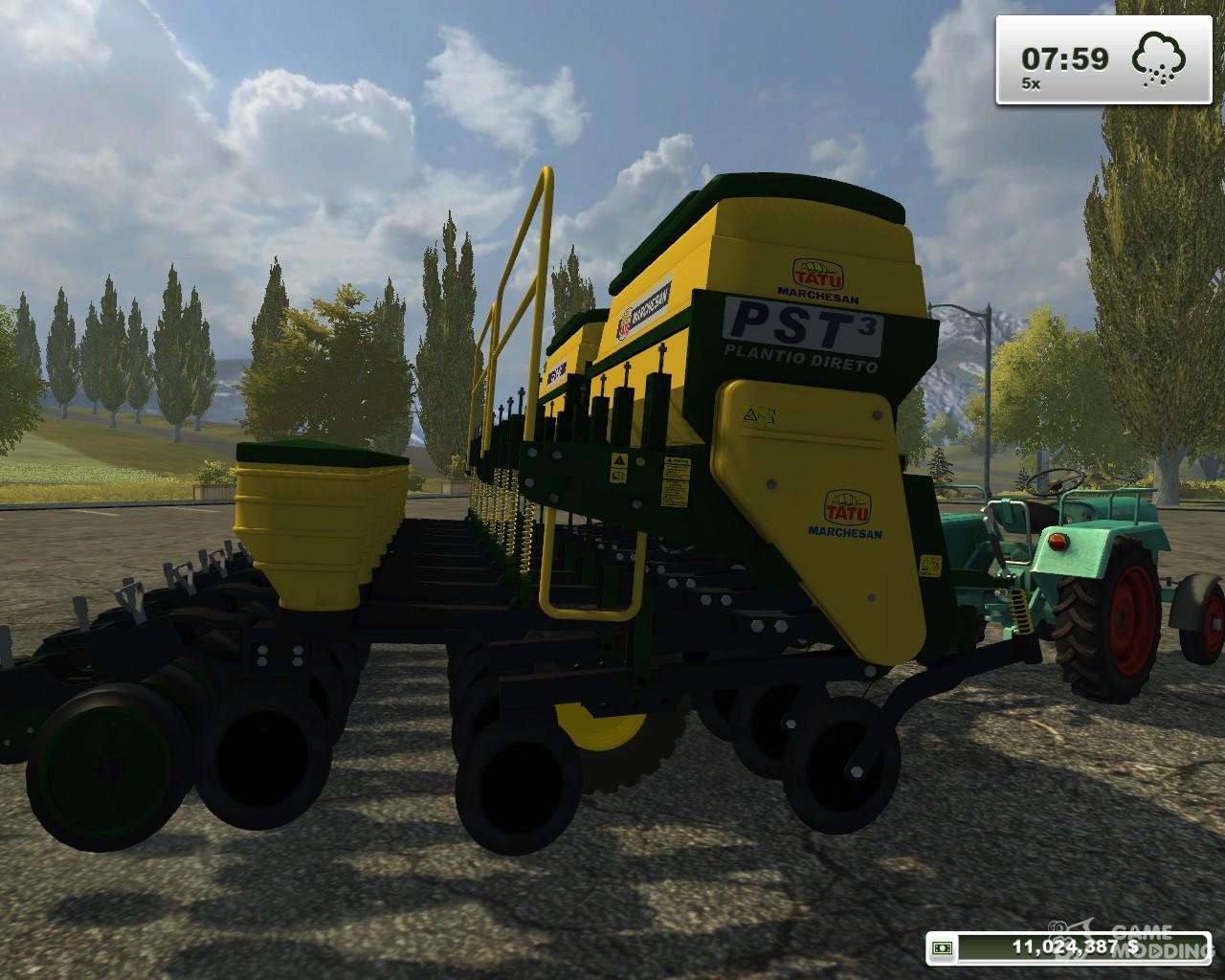 Скачать мод для farming simulator 13