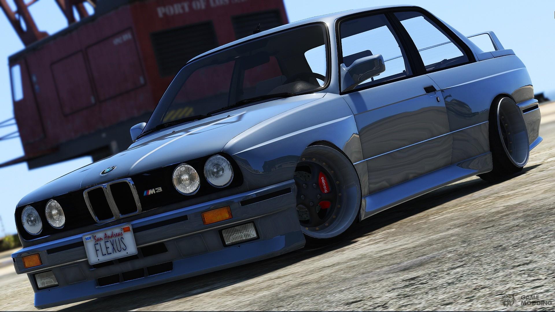 1991 BMW M3 E30 for GTA 5