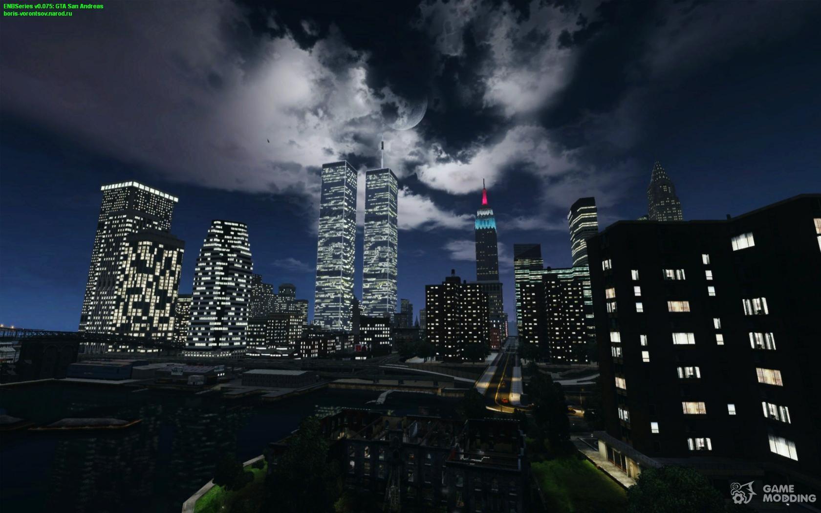 Menu And Boot Screens Of Liberty City In Gta 4 For Gta San