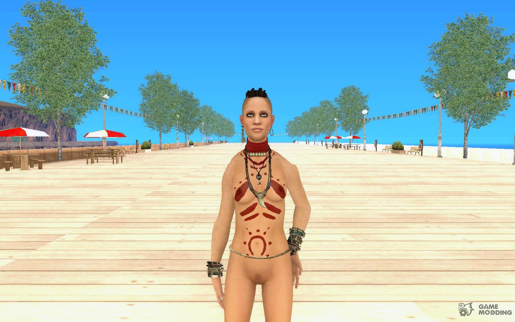 Nude mod for far cry sexy download