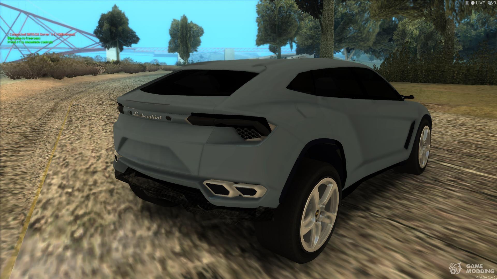 Lamborghini Concept Urus For Gta San Andreas