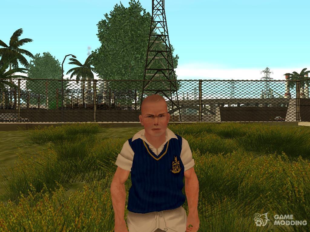 The Bully for GTA San Andreas