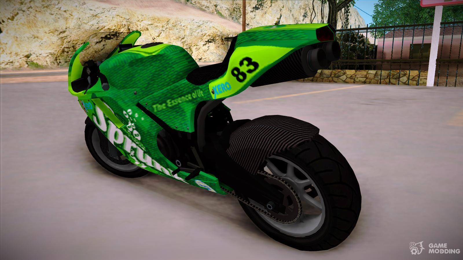 To Bati Rr 801 Sprunk For Gta San Andreas