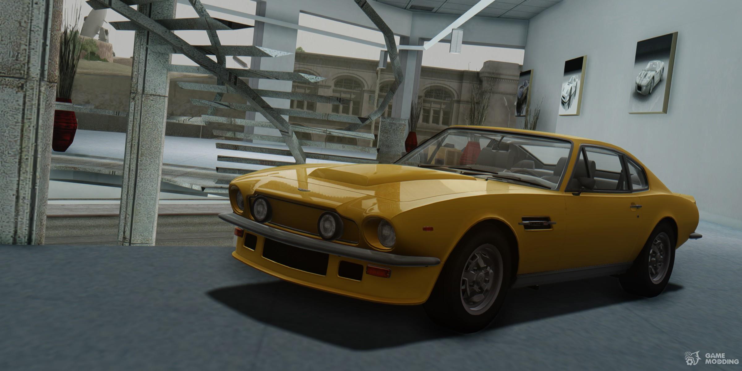 1977 Aston Martin V8 Vantage For Gta San Andreas