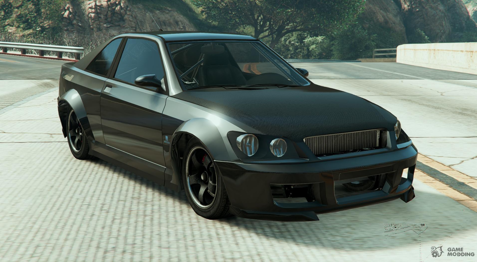 [ Car ] Sultan RS from GTA IV (Enhanced)