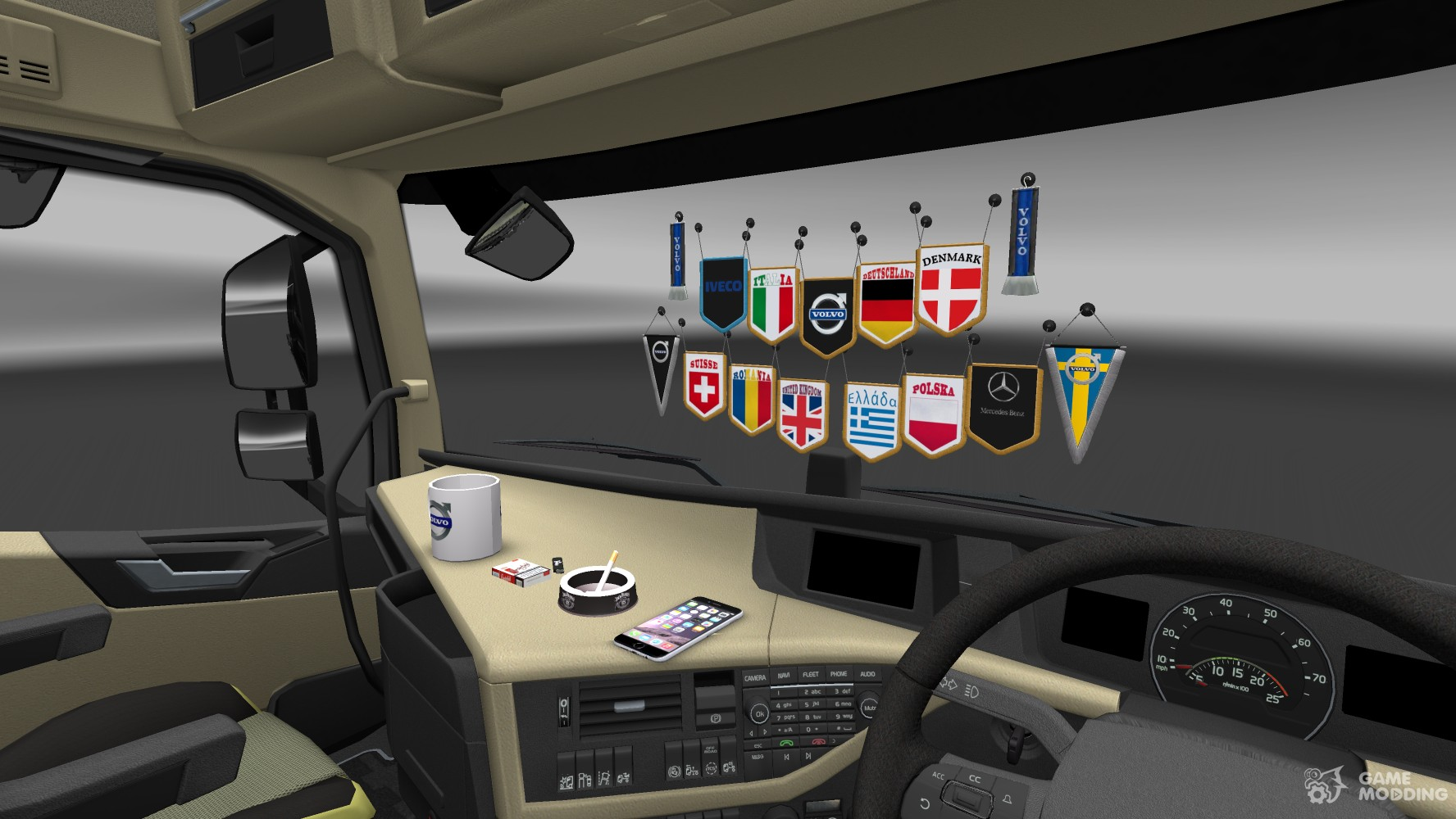 mods for euro truck simulator 2 with automatic. Black Bedroom Furniture Sets. Home Design Ideas