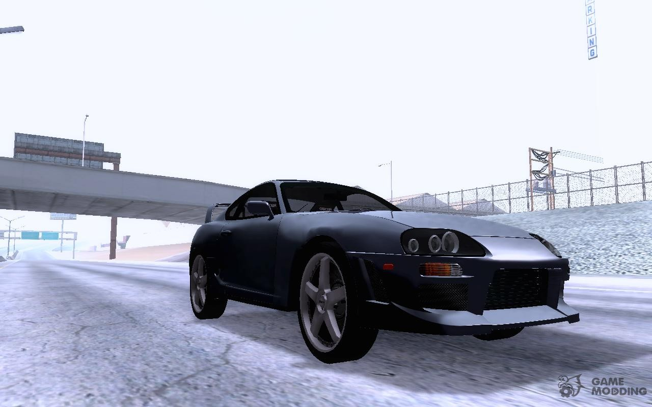 1998 toyota supra rz for gta san andreas. Black Bedroom Furniture Sets. Home Design Ideas
